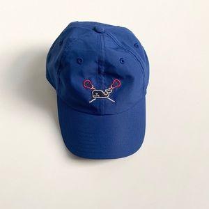 Vineyard Vines Lacrosse Velcro Hat